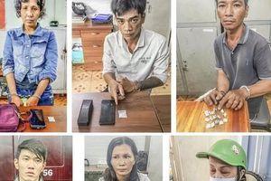 Quyết liệt tấn công tội phạm ma túy tại quận vùng ven TPHCM