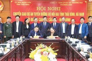 Công ty TNHH Đầu tư Xây dựng và Thương mại Phương Anh với hai con đường huyết mạch phát triển của Thái Bình