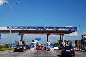 Đã tạm dừng hoạt động 3 trạm thu phí BOT Quốc lộ 2 Nội Bài – Vĩnh Yên