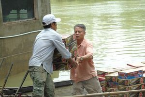 Quảng Trị: Gần 17 ngàn ngôi nhà ngập trong nước lũ