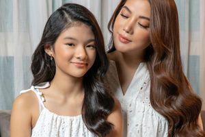 Nhan sắc ngọt ngào ở tuổi 12 của con gái Trần Bảo Sơn và Trương Ngọc Ánh