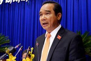 Ông Nguyễn Văn Được làm Bí thư Tỉnh ủy Long An