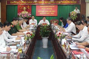 Quận Hoàng Mai: Thu ngân sách đạt trên 3.500 tỷ đồng trong 9 tháng