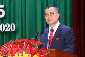 Ông Phạm Đại Dương tái đắc cử Bí thư Tỉnh ủy Phú Yên khóa XVII