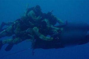 Tàu lặn ngoại ít biết của đặc nhiệm Nga