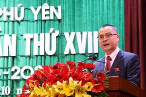 Đồng chí Phạm Đại Dương tái đắc cử Bí thư Tỉnh ủy Phú Yên