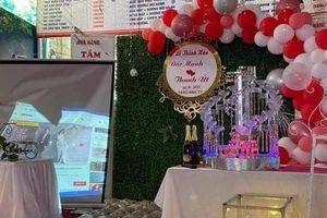 Vụ 'bỏ bom' 150 mâm cỗ cưới: Chủ nhà hàng mong sớm làm rõ mục đích của nữ khách