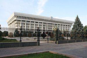 Điều ít biết về 'Nhà Trắng' ở thủ đô Kyrgyzstan
