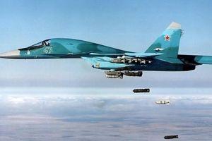 Bị Nga và Syria đột kích vào trại huấn luyện, hơn 30 quân thánh chiến bỏ mạng