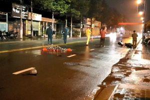 Bình Dương: Va chạm với xe tải, nam thanh niên tử vong