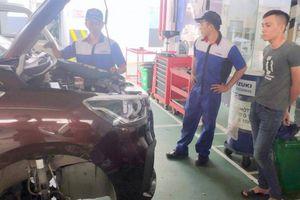 Chủ xe Ertiga bị hụt hơi bức xúc với phát ngôn của Tổng Giám đốc Suzuki