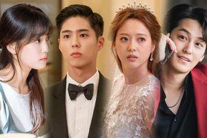 10 diễn viên - phim Hàn được tìm kiếm nhiều nhất tuần 2 tháng 10: Go Ara 'vượt mặt' Park Bo Gum, Suzy - Kim Bum