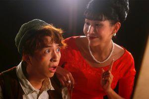 Khả Như cùng Ngô Kiến Huy luyện bí kíp cưa gái trong phim 'Em là của em'