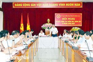 Kiểm tra, giám sát góp phần hoàn thành nhiệm vụ chính trị của Đảng bộ tỉnh