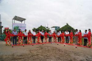 Khánh thành Dự án cánh đồng sản xuất lúa tiên tiến