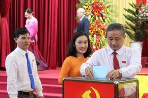 Đồng chí Lâm Văn Mẫn được bầu giữ chức Bí thư Tỉnh ủy Sóc Trăng