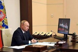 Ông Putin cho phép doanh nghiệp Ukraine bán hàng trở lại ở Nga