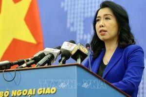 Việt Nam phản đối mạnh mẽ về cái gọi là thành phố 'Tam Sa'