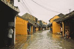 Những câu chuyện đáng yêu đằng sau bộ ảnh 'Venice Hội An' thắp sáng những ngày mưa lũ