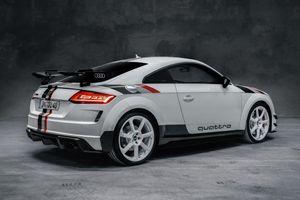 Audi TT có thêm phiên bản đặc biệt, giá 133.500 USD