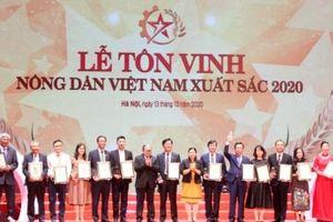 Chương trình Tự hào Nông dân Việt Nam 2020: Nhà nông là số một!