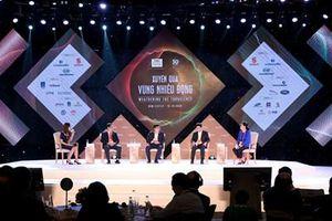 Diễn đàn Kinh doanh 2020 với chủ đề 'Xuyên qua vùng nhiễu động'