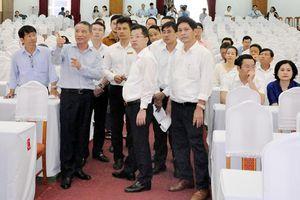 Nêu cao tinh thần, trách nhiệm để phục vụ Đại hội Đảng bộ TP Đà Nẵng lần thứ XXII diễn ra thành công
