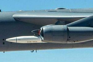 Hé lộ tính năng của tên lửa siêu thanh AGM-183A ARRW của Mỹ