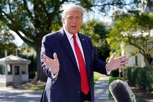 Bầu cử Mỹ 2020: Ông Trump cam kết chấm dứt phụ thuộc vào Trung Quốc nếu tái đắc cử