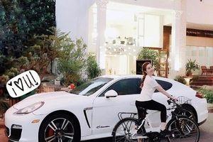 Cận cảnh xế hộp Porsche 8 tỷ được Bảo Thy mạnh tay sắm trước khi lấy chồng đại gia