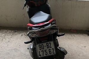 Đối tượng lẻn vào công ty trộm cắp xe máy 'sa lưới' sau 2 ngày gây án