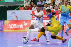 Thắng tuyệt đối Sanvinest Sanna Khánh Hòa, Thái Sơn Nam vô địch trước 3 vòng đấu