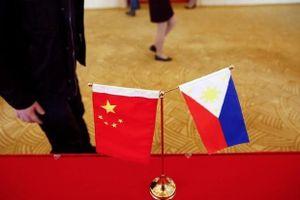 Philippines dỡ bỏ lệnh cấm thăm dò dầu khí ở Biển Đông