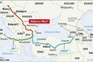 Đường ống TAP và TANAP sẽ làm thay đổi thị trường khí châu Âu