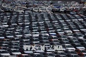 Doanh số bán ô tô tại châu Âu tăng lần đầu tiên trong năm nay