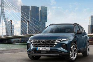 Hyundai Tucson 2021 khác gì phiên bản đang bán tại Việt Nam?