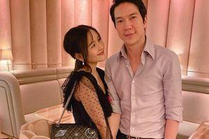 Aom Sushar đăng ảnh ngọt ngào kỉ niệm 3 năm yêu nhau cùng với anh chàng bạn trai thượng lưu