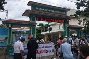 Một trường tiểu học ở Nha Trang bị tố cắt xén bữa ăn của học sinh