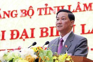 Lâm Đồng: Chủ tịch HĐND tỉnh Trần Đức Quận làm bí thư Tỉnh ủy