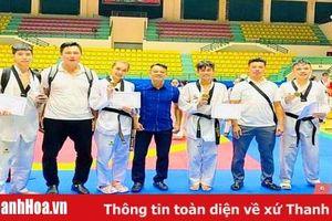 VĐV Thanh Hóa khởi đầu ấn tượng tại Giải vô địch các CLB Taekwondo toàn quốc
