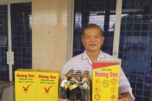 Khẳng định thương hiệu nước tương Hương Sen