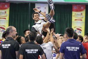 Thái Sơn Nam vô địch trước 3 vòng đấu