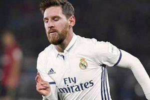 Lionel Messi suýt chút nữa thuộc về Real Madrid