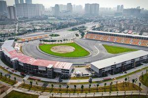 Chặng đua Công thức 1 tại Việt Nam năm 2020 sẽ bị hủy
