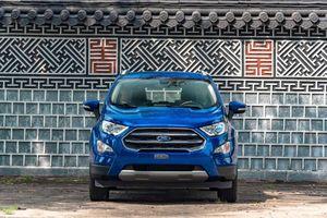 Bảng giá xe Ford tháng 10: Ford Ecosport mới vừa ra mắt đã nhận ưu đãi khủng