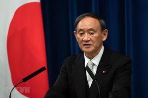 Thủ tướng Nhật Bản Suga mong chờ chuyến công du tới Việt Nam