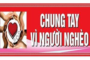 Công đoàn Bộ Tài chính hưởng ứng tháng cao điểm 'Vì người nghèo'