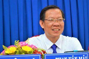 Ông Phan Văn Mãi tái đắc cử Bí thư Bến Tre
