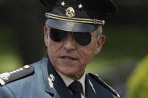 Cựu tướng lĩnh quốc phòng Mexico bị bắt tại Mỹ