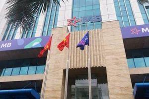 Lợi nhuận từ kinh doanh của MB quý 3 sụt giảm, nợ nhóm 5 tăng 3,2 lần